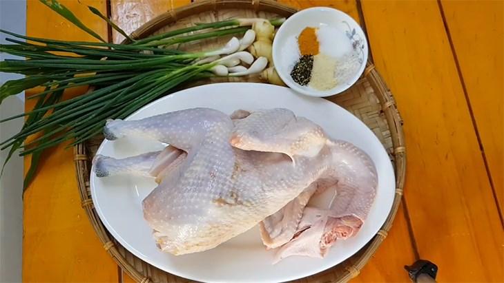 cách làm gà hấp hành đơn giản thơm ngon khó cưỡng tại nhà