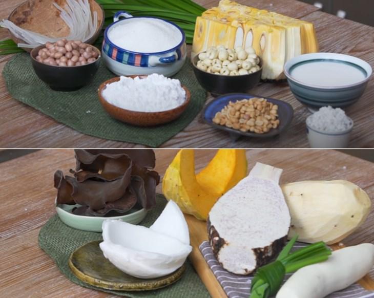 cách nấu kiểm thơm béo cho ngày chay thanh tịnh