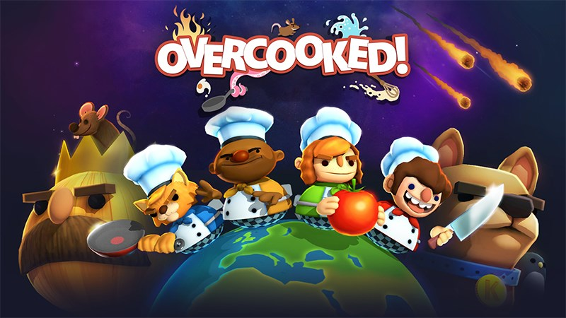 Nhận và tải Overcooked hoàn toàn miễn phí