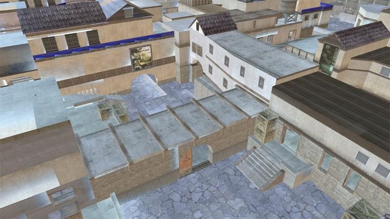 Chi tiết bản đồ trong game Crossfire