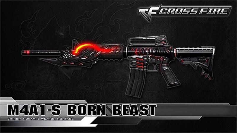 Vũ khí trong game Crossfire