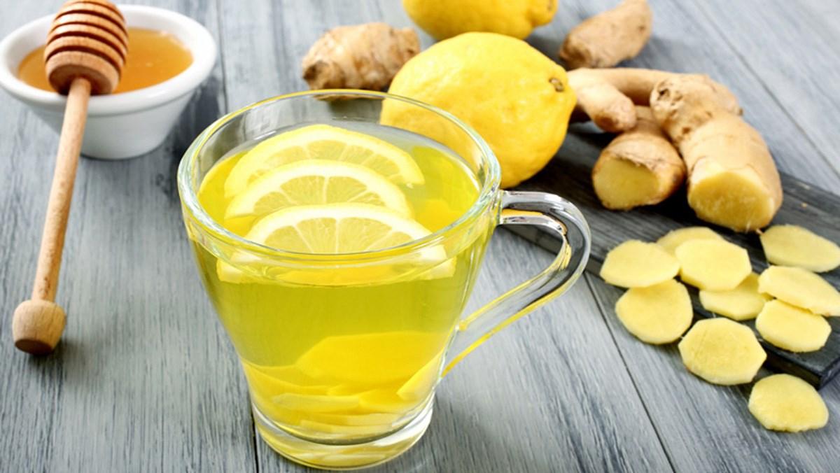 Công thức pha uống mật ong