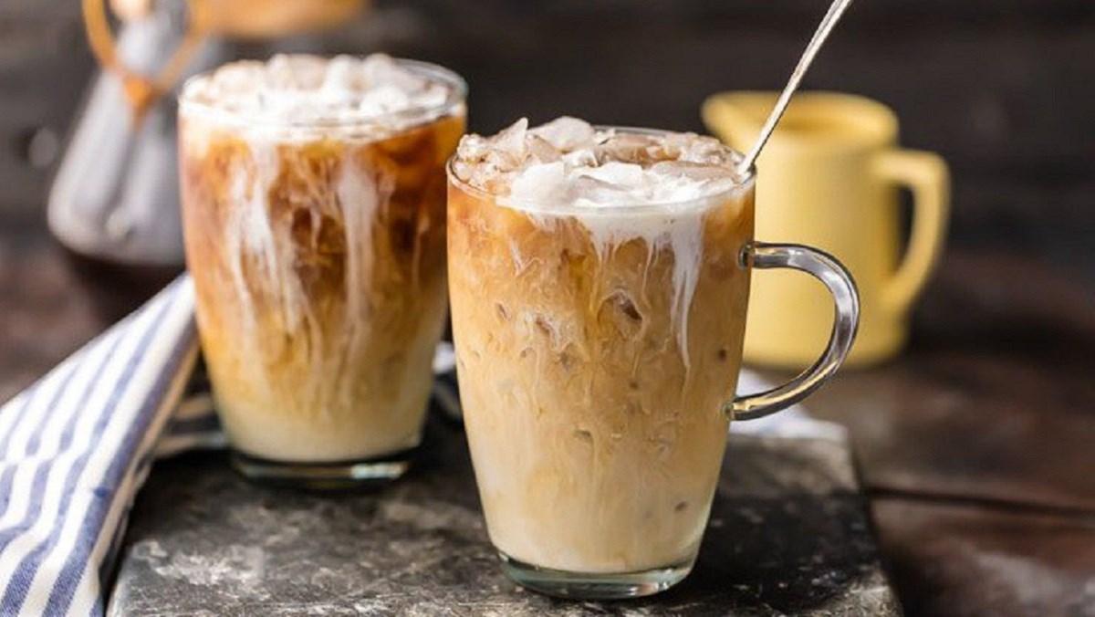 Kết quả hình ảnh cho cà phê sữa chua