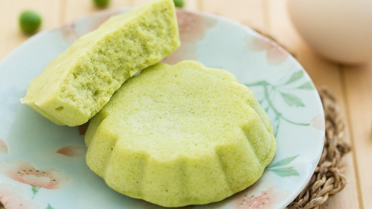 Bánh dừa hấp kiểu Thái