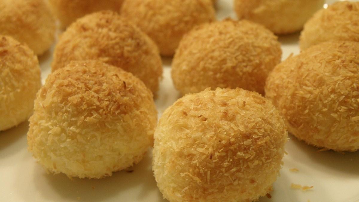 Bánh dừa sấy