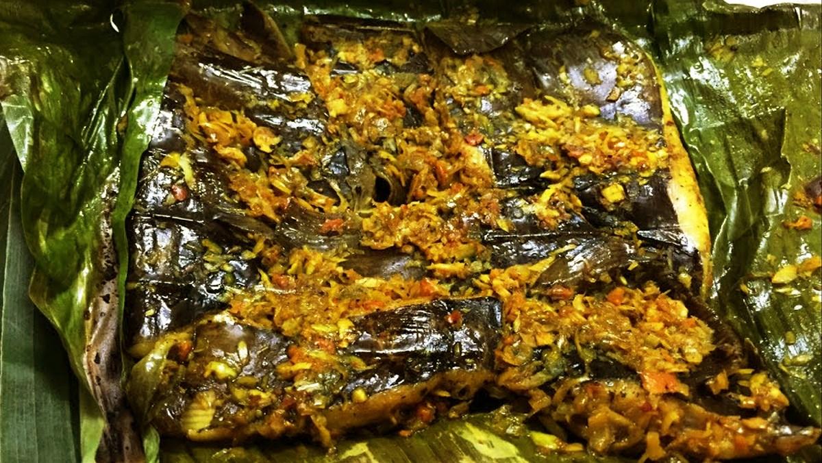 Cá đuối nướng nghệ