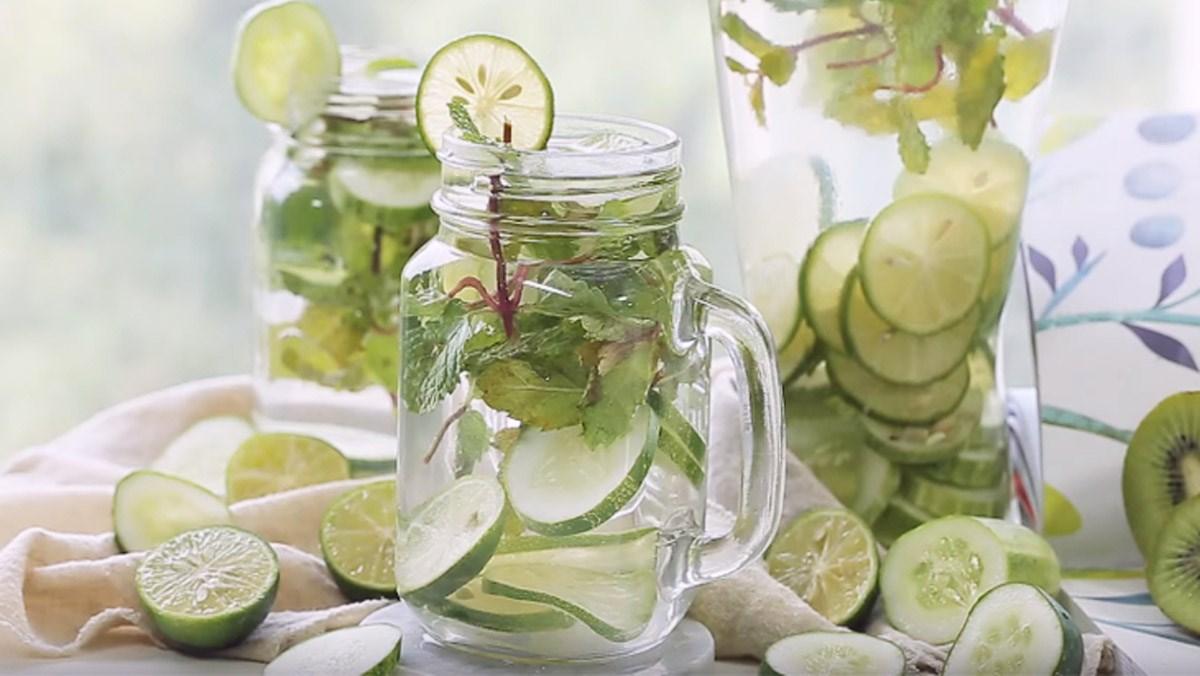 7 Cách làm nước detox nhanh, bổ, rẻ, đơn giản