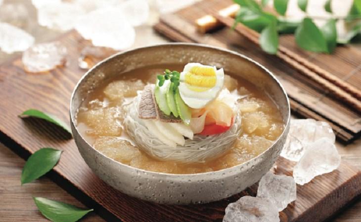 Mì lạnh Naengmyeon-mul