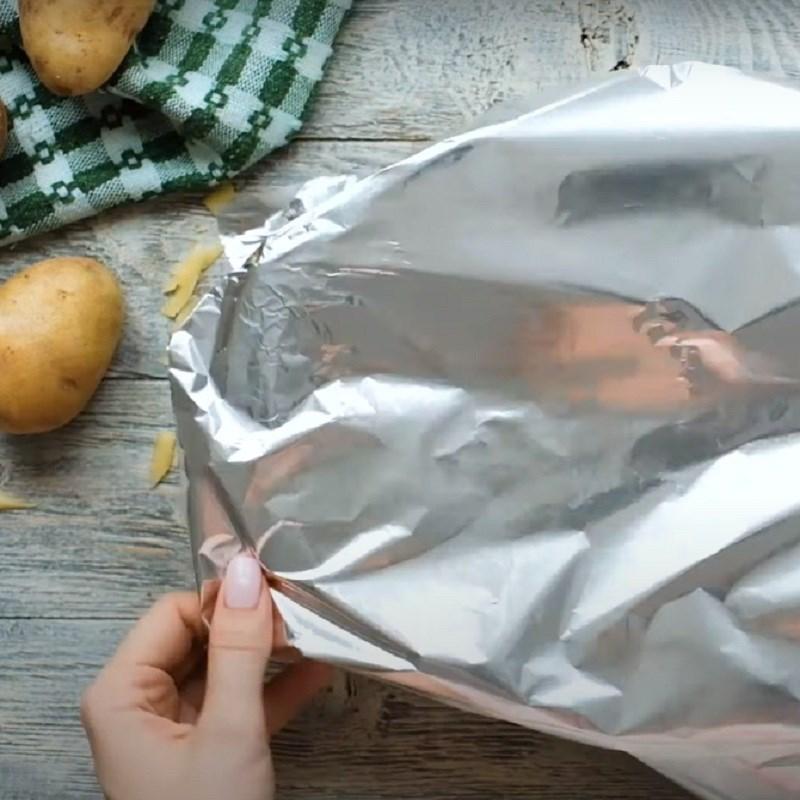 Bước 6 Nướng món ăn Khoai tây nướng phô mai kiểu Pháp - Potatoes gratin