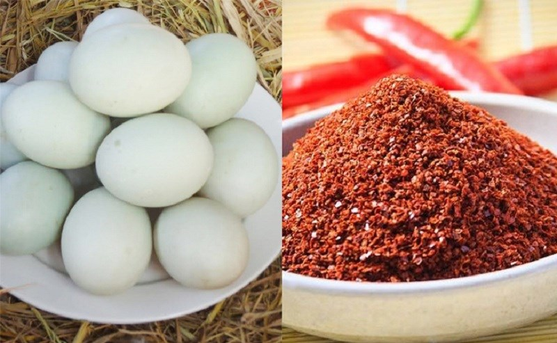 Nguyên liệu món ăn 2 cách làm trứng nướng chén