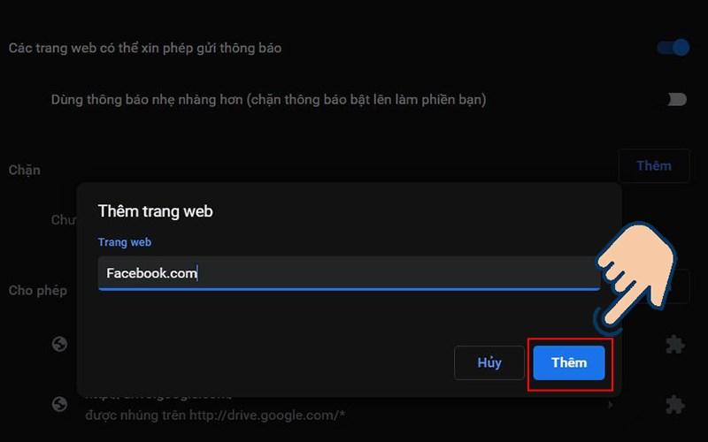 3 cách tắt lên tiếng Facebook trên Chrome máy tính, PC đơn giản