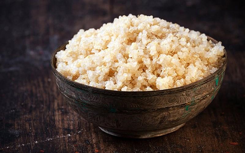 Nấu Quinoa bằng lò vi sóng