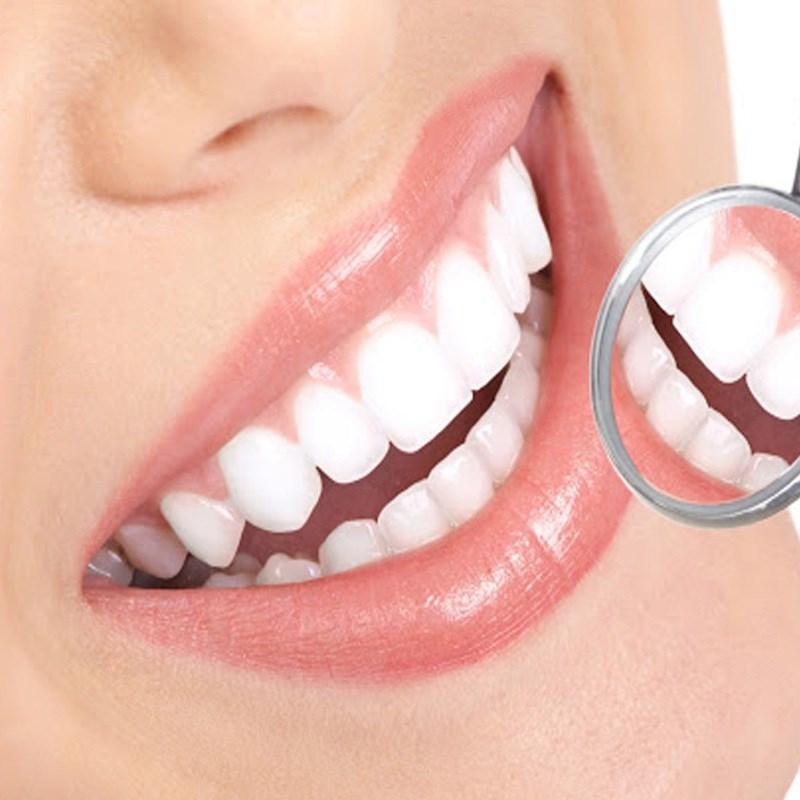 Vỏ chanh giúp răng miệng chắc khỏe