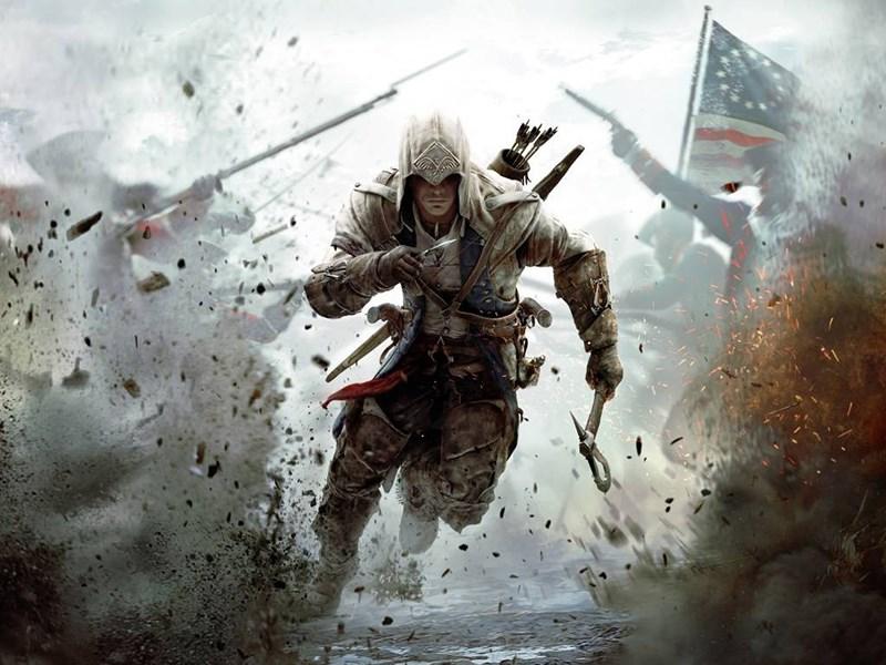 Hình ảnh trong game Assassin's Creed 3