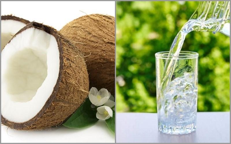 Nguyên liệu món ăn nước cốt dừa