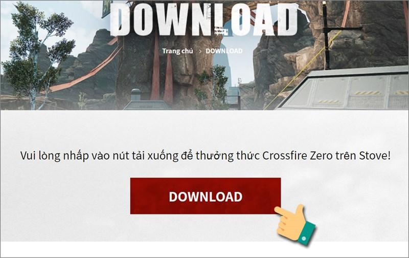 Nhấn nút download