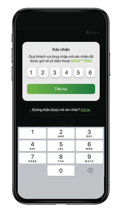 Hướng dẫn đăng ký Vietcombank Digibank mới từ VCB Mobile Banking (trên điện thoại)