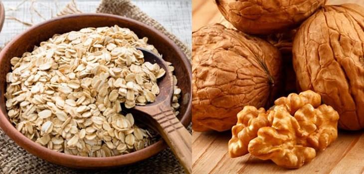 Nguyên liệu món ăn 6 cách làm sữa yến mạch