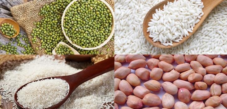 Nguyên liệu món ăn 3 cách nấu cháo đậu xanh