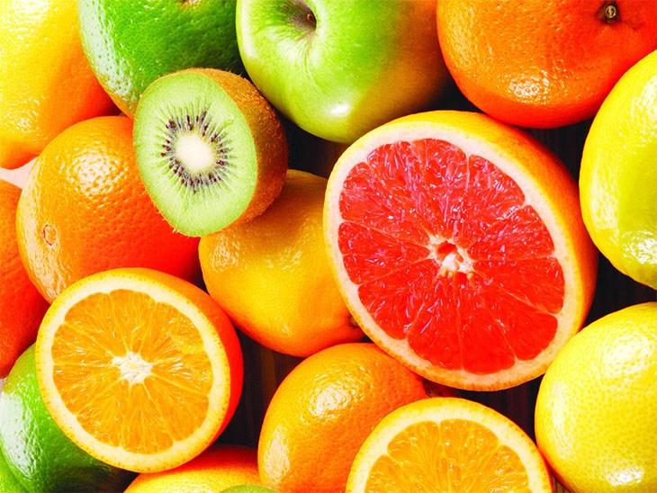 Rửa rau và trái cây