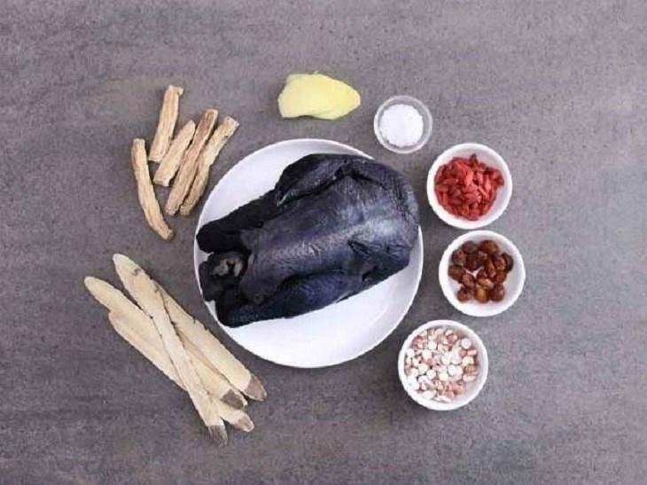 Cách làm gà tiềm thuốc bắc thơm ngon bổ dưỡng dễ làm tại nhà