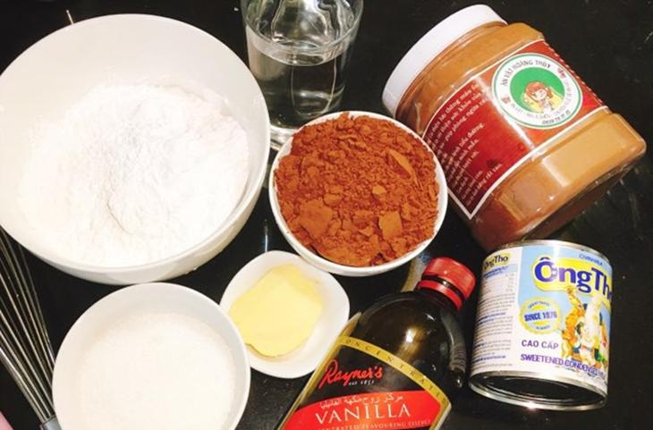 Nguyên liệu món ăn 3 cách pha cacao nóng