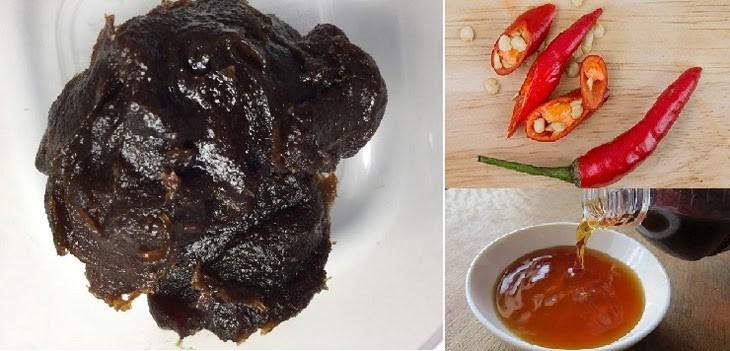 Nguyên liệu món ăn cá kèo nướng muối ớt và cá kèo nướng sa tế