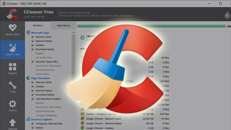 Cách tải và sử dụng CCleaner mới nhất, miễn phí dọn rác trên máy tính