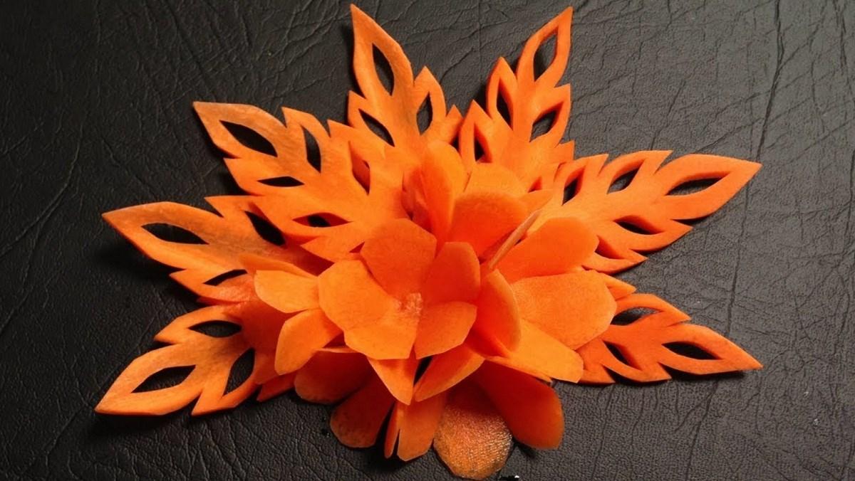 6 cách tỉa cà rốt