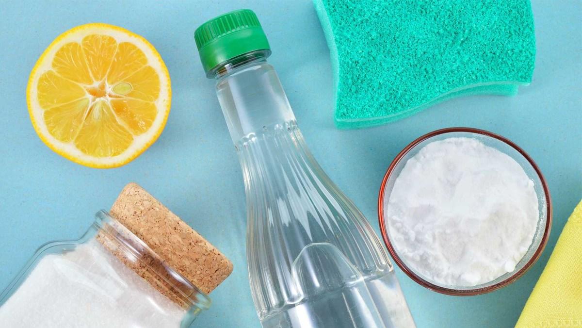 4 cách làm nước rửa chén tại nhà