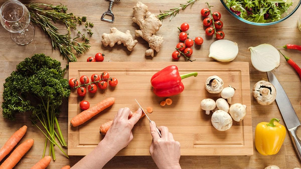 Cách rút ngắn thời gian làm bếp