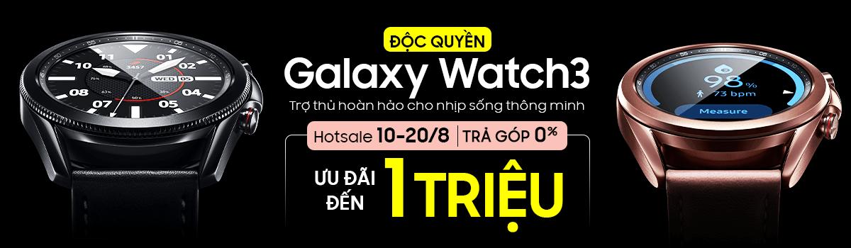 Galaxy Watch3[break]Tặng Đến 1 Triệu