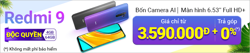 Redmi Note 8 Pro[break]Giá Chỉ Từ 4.990.000đ