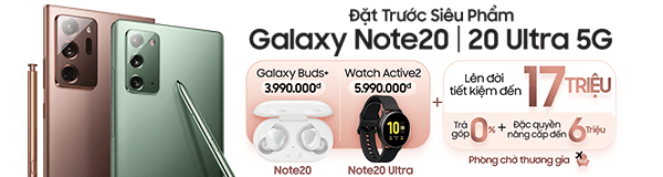 Đặt gạch Samsung Galaxy Note mới