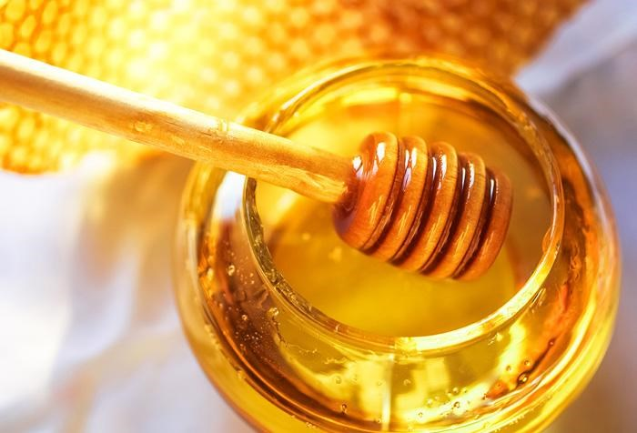 Làm đẹp bằng mật ong