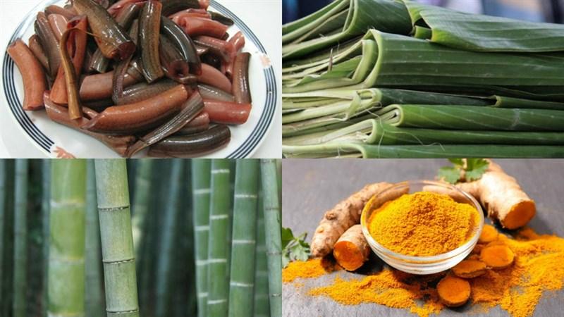 Nguyên liệu món ăn 3 cách làm lương nướng