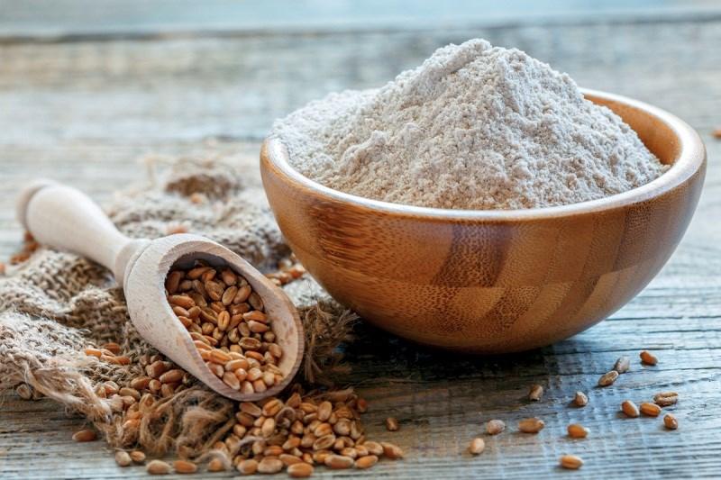 Giá trị dinh dưỡng của bột mì nguyên cám