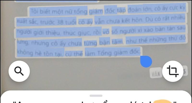 Cách chuyển văn bản trên giấy sang máy tính bằng Google Lens