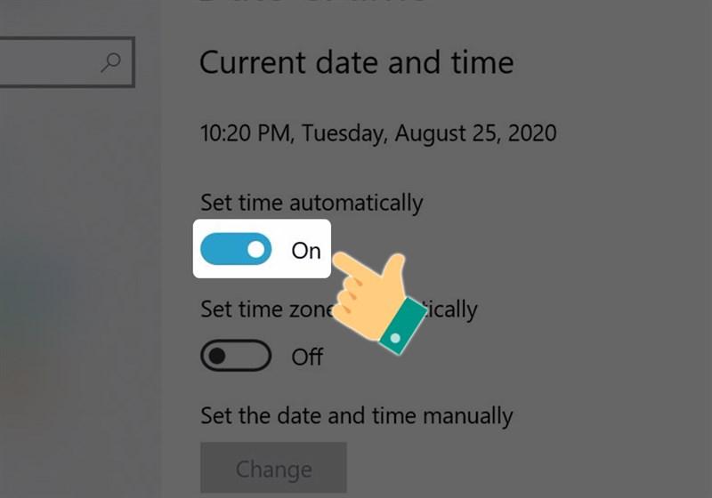 2 Cách chỉnh thời gian, giờ, ngày trên win 10 đơn giản,         đơn giản