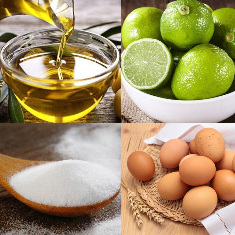 Nguyên liệu món ăn sốt mayonnaise