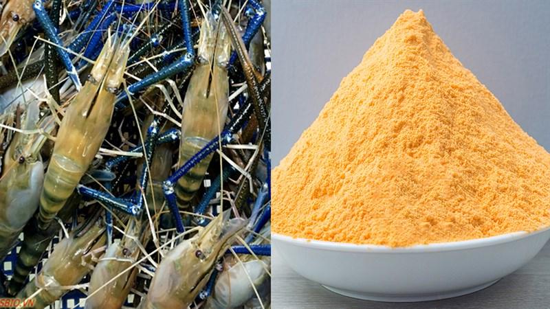 Nguyên liệu món ăn tôm càng xanh nướng phô mai sốt bbq