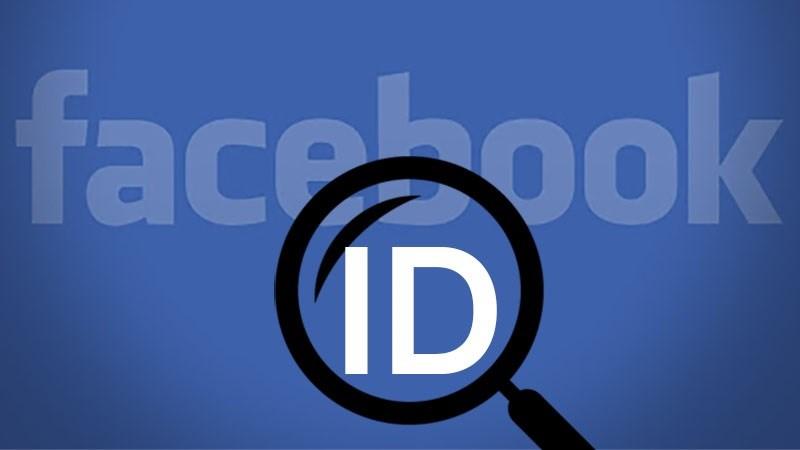 cách lấy id facebook