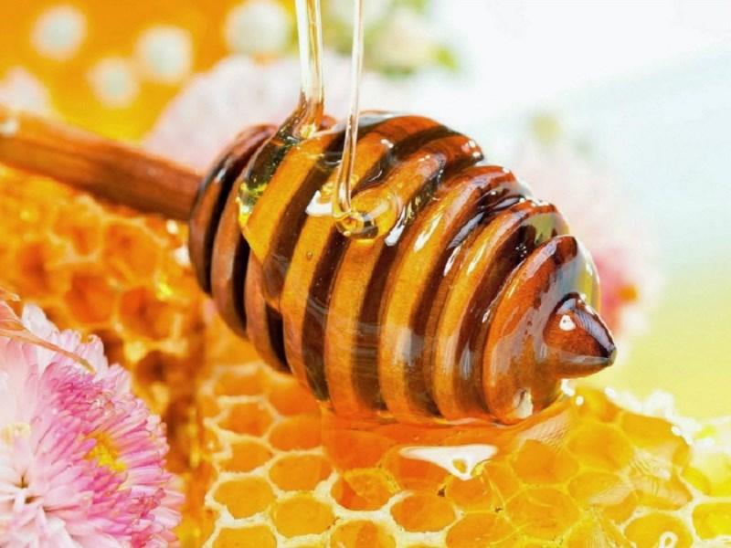Chữa bỏng bằng mật ong