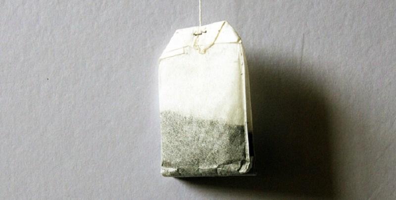 Chữa bỏng bằng túi lọc trà đen