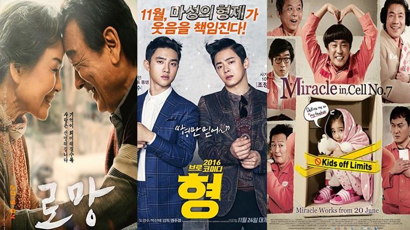 top những bộ phim Hàn Quốc cảm động nhất
