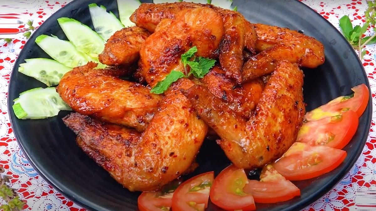 3 cách làm cánh gà nướng