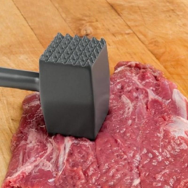 Bước 1 Sơ chế thịt dê Dê nướng tảng