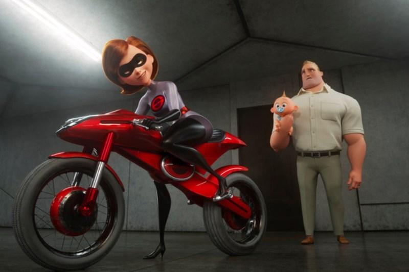 Gia Đình Siêu Nhân 2 (The Incredibles 2)