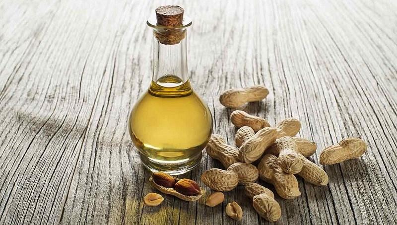Các loại dầu đậu phộng phổ biến