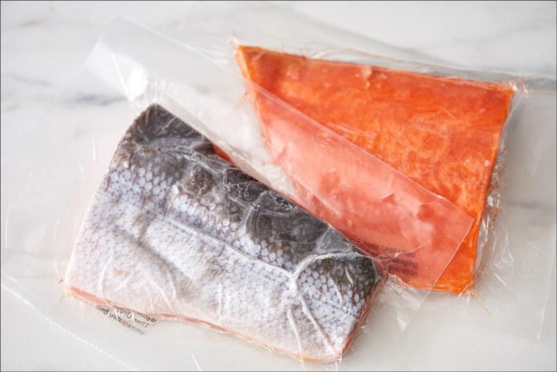 cách bảo quản cá hồi